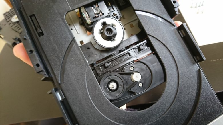 X-HM50の分解